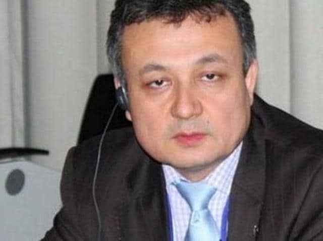 The Uyghur activist, Dolkun Isa, says he is 'disappointed' with India's decision cancelling his visa.