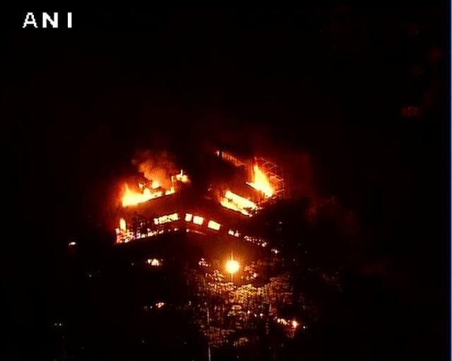 Fire damages Natural History Museum in Delhi, 2 firemen