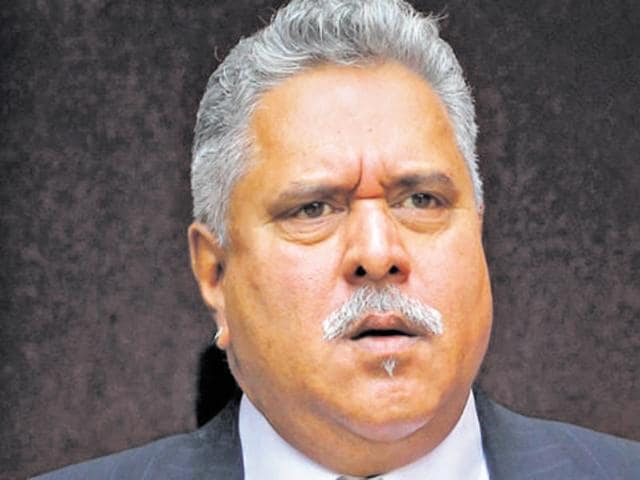 Indian chairman of Kingfisher Airlines Limited, Vijay Mallya, looks on after the company's Annual General Meeting held in Bangalore.