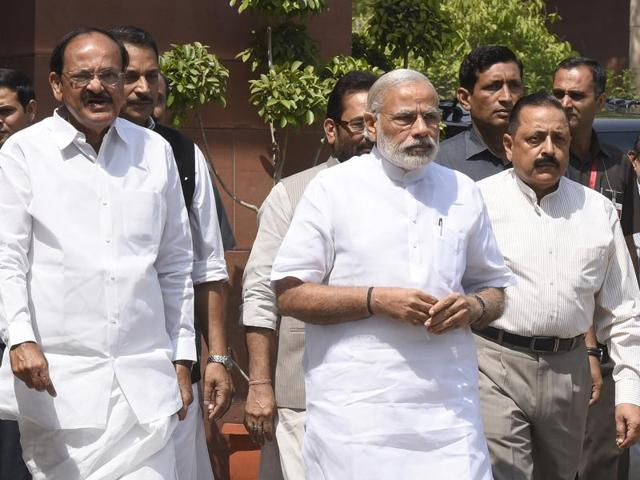 The Ishrat Jahan issue was discussed at a BJP parliamentary party meet  attended by Prime Minister Narendra Modi.