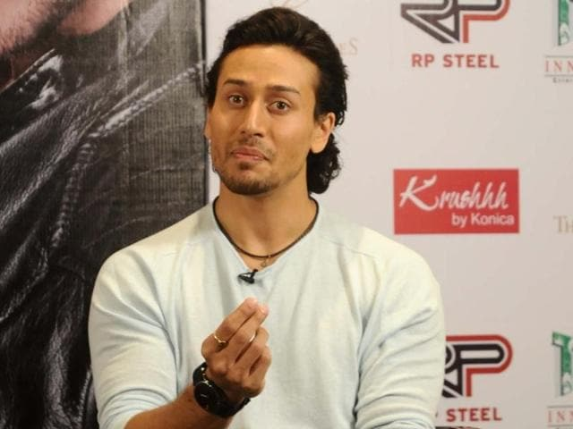 Tiger Shroff,Baaghi,A Rebel for Love