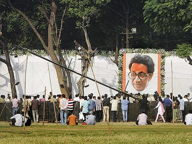 Bal Thackeray,cow slaughter,Kolhapuri chappal