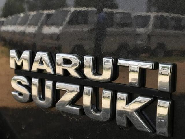 India's biggest automaker, Maruti Suzuki India Ltd, posted its first fall in quarterly net profit in two years, hit by higher expenses and production loss due to civil unrest near its factory, but met analyst estimates.