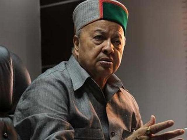 Himachal Pradesh chief minister Virbhadra Singh is accused of amassing disproportionate assets during his term as steel minister under UPAII.