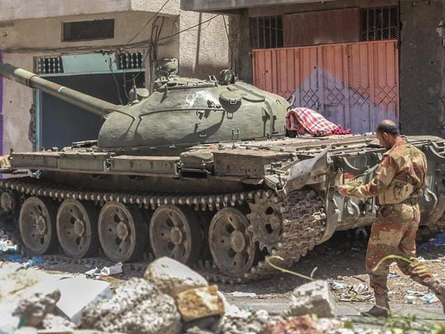 Yemeni government forces were able to recapture the country's largest oil export terminal from al Qaeda.