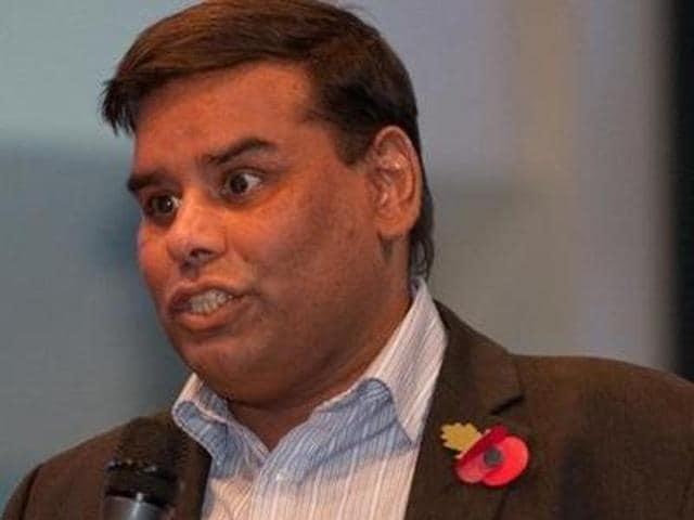 Pakistan-origin MP