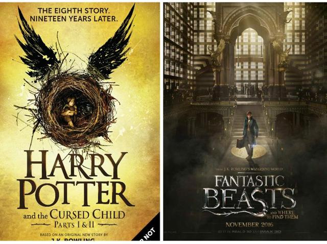 Cursed Child Won T Be Jk Rowling S Only New Harry Potter Book This