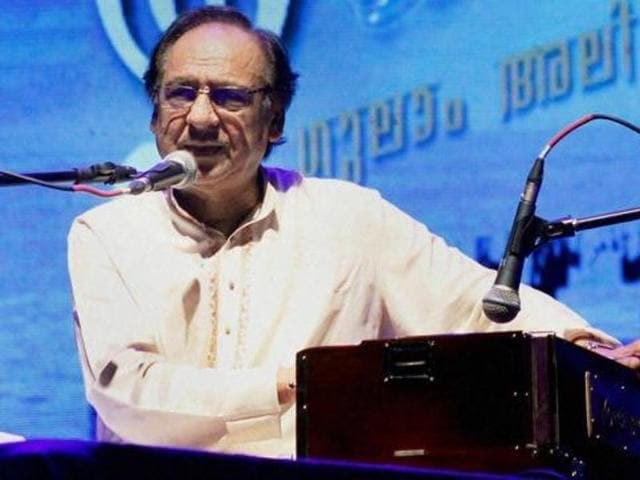 Ghulam Ali's concert at the 6-day Sankat Mochan Festival comes after many of his shows were cancelled in India due to threats from hindutva groups.