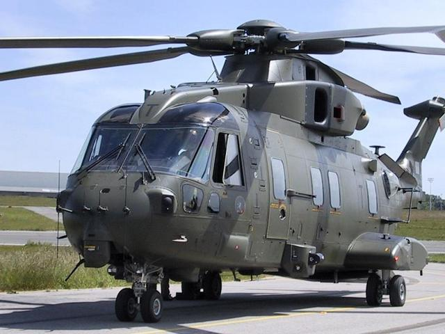 AgustaWestland chopper deal