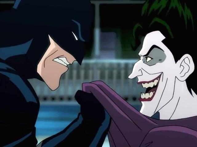 The movie is based on the popular 1988 graphic novel of the same name, and will be voiced by the actors from the original Batman animated series, Kevin Conroy (Batman) and Mark Hamill (The Joker).