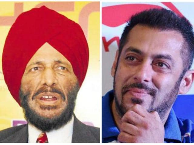 """""""If they have any function, will they put any sportsmen as their chairman or ambassador? I gave my story for Re 1 and it is not a little thing. The movie made crores,"""" said Milkha Singh."""