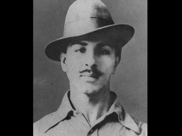 Bhagat Singh,DU,DU textbook controversy