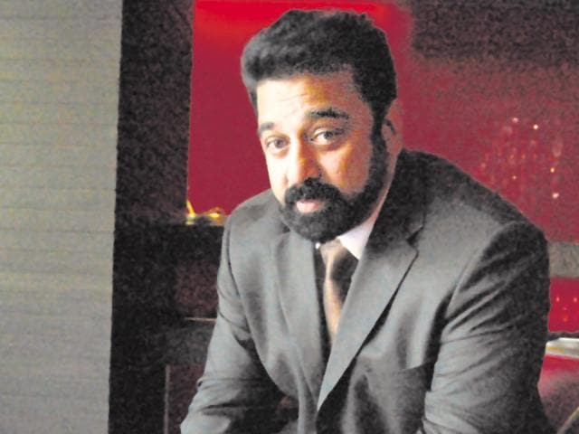 """""""I have seen legends like Marlon Brando, Dilip Kumar and Shivaji Ganesan do this all the time. At times, with only limited make-up, they have played such different characters. I'm just following them, and moving in that direction,"""" Kamal Haasan."""