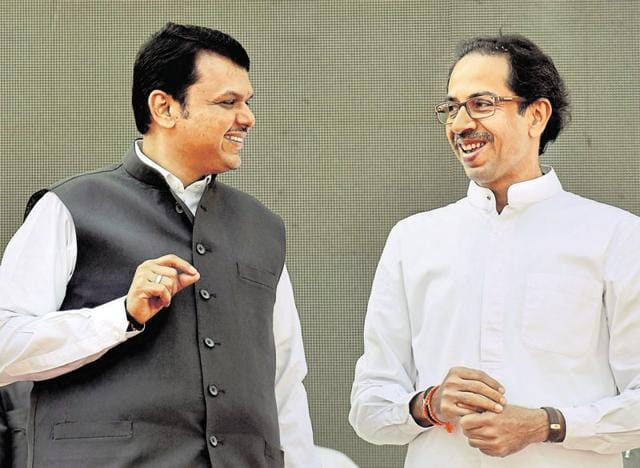 The Shiv Sena fears that if the BJP wins a majority in the  municipal corporation, it may even spin off Mumbai into a separate administrative unit