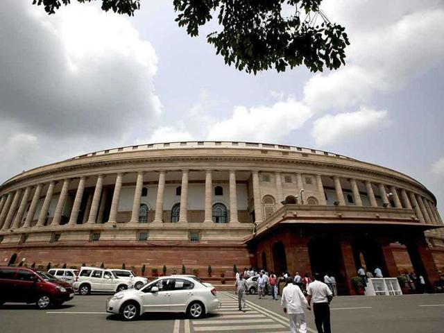 The NDA government may shorten the ongoing budget session of Parliament after Opposition parties demanded more time for campaigning for the assembly elections.