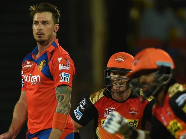 Dale Steyn,Gujarat Lions,IPL 2016