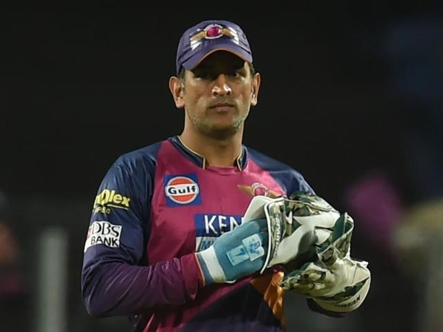 Having lost four matches in a row, Dhoni was never going to bat first if he had won the toss.