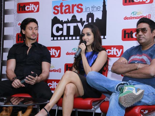 Baaghi,Stars in the city,Hindustan Times