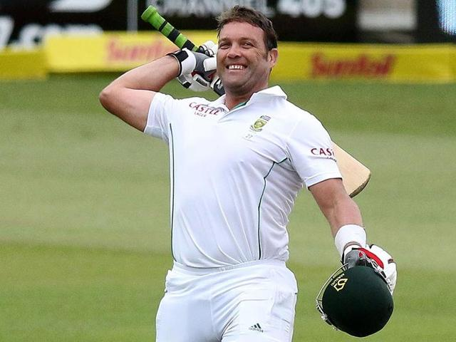 Kallis, who is himself white, criticised the government for what he regarded as meddling in sport.