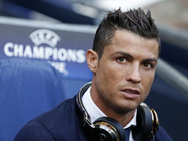 Ronaldo watched the first leg against Manchester City from the bench, while Karim Benzema gave way to Jese at half-time.