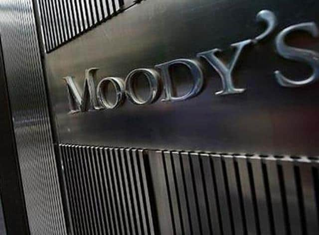 As a positive, Moody's noted that easing of constraints on investment coupled with RBI's inflation targeting and ongoing efforts to clean up bank balancesheets could propel growth