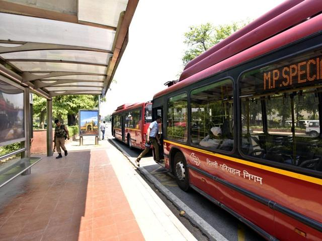 The Lok Sabha Secretariat and the Delhi government were at loggerheads on Wednesday, over the issue of MPs exemption from the Odd Even Scheme, with a senior Parliament official snubbing the AAP government over its decision to discontinue the 'MP Special' bus service.