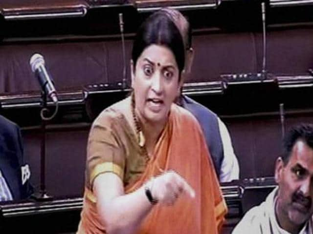 The committee has decided to seek an explanation from Union Minister Smriti Irani on why did she make a reference to Hindu goddess Durga during the Vemula debate and why she made some remarks quoting Yechury.