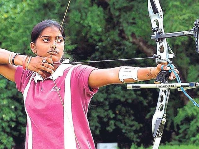 Kumari shot 686 in the 72-arrow ranking round to equal the feat of London Olympics gold-medallist Ki Bo Bae of Korea.