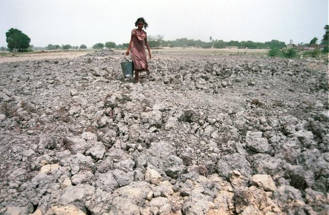 Public sector banks fear agri loans turning bad as several areas face drought-like situation.