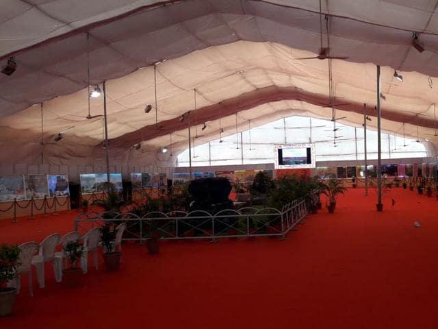 low turnout at Simhastha fair,Simhastha Kumbh,Ujjain