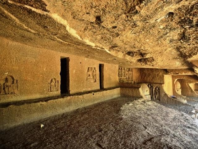 The series of caves tucked inside the heart of Mumbai's only forest patch date back to 2nd Century AD.