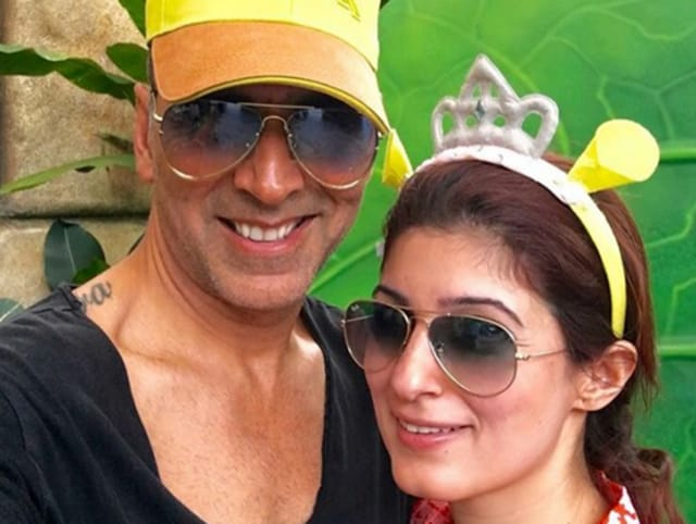Akshay Kumar and Twinkle Khanna are giving us all new relationship goals.