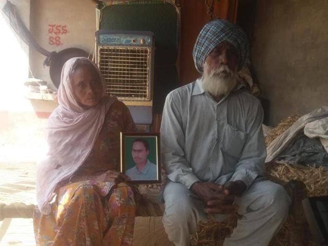 The family of Jagsir Singh
