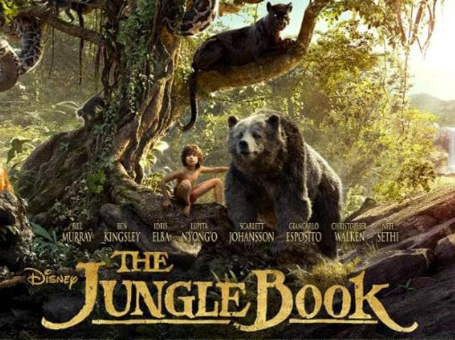 """""""The Jungle Book is rewriting the rules of the game... Attains an enviable feat by crossing Rs.150 crore... Setting new benchmarks,"""" tweeted Taran Adarsh."""
