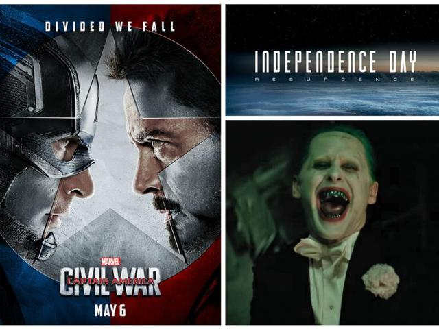 Out of the 33 films coming from the major studios, only 12 aren't a sequel, reboot or based on an already popular property, such as a videogame or best-seller.