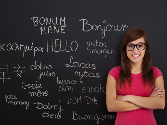 Acquiring a new language improves a person's attention in just a week, claims a recent study.