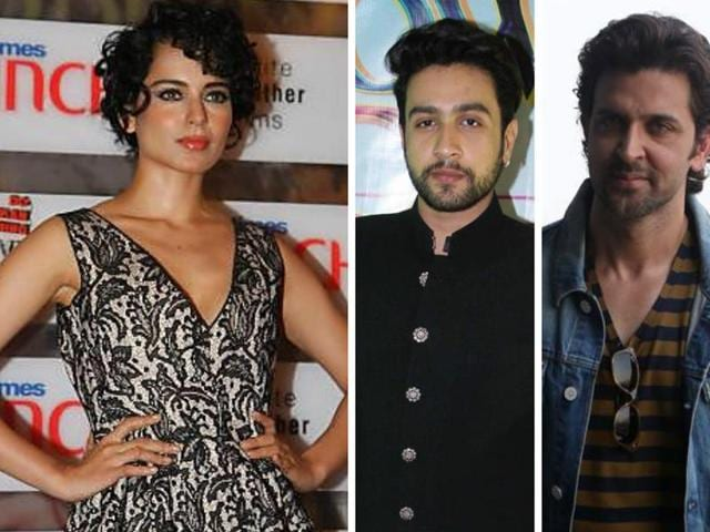 Adhyayan Suman has alleged Kangana Ranaut was obsessed with Hrithik Roshan.