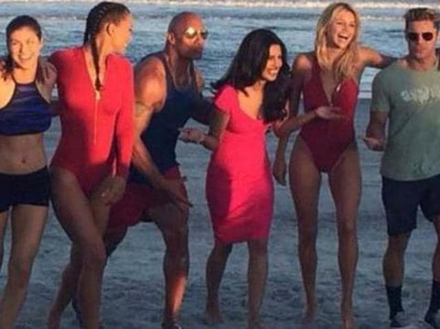 Baywatch will hit the theatres in May 2017.