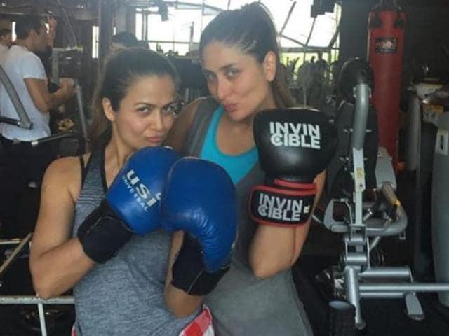 Amrita and Kareena are close friends. (Instagram)