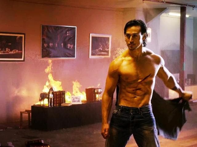 Baaghi is Tiger Shroff's second film.