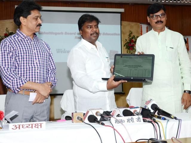 Class 10 results,CGBSE,Chhattisgarh Board