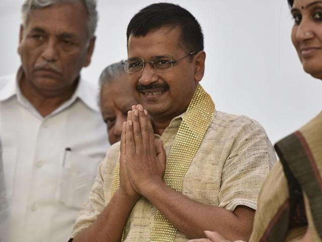 Delhi chief minister Arvind Kejriwal was re-elected to the post of party convenor of the Aam Aadmi Party. The 25-member national council now has 18 new entrants.