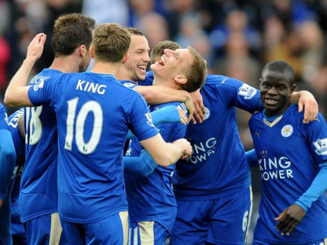 Infantino said the Foxes' improbable table-topping feats proves cash is not always king.