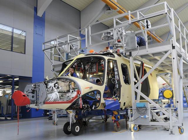 Chopper scam,AgustaWestland International Ltd,AgustaWestland