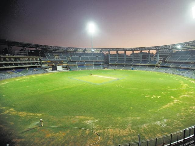 "The BCCI has written to the Union Ministries of Power and Environment to ""guide"" it in developing green stadia as part of its new 'Go Green' initiative, its new president Anurag Thakur said."