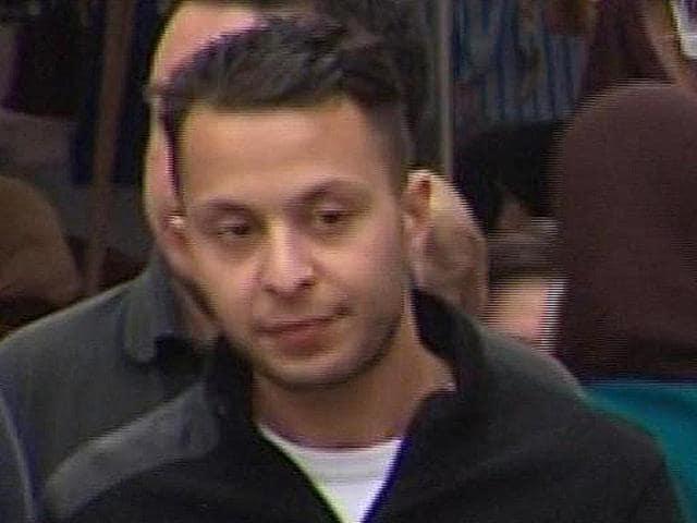 File image taken from video of Salah Abdeslam