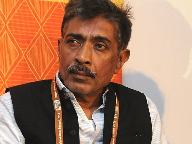 Film director and producer Prakash Jha. The land lease of a mall in Patna owned by Jha has been cancelled due to non-payment of lease fee.