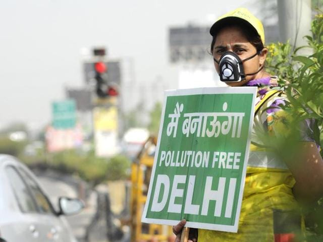 The Delhi government had announced that it would measure PM 1 during the first phase of the odd-even scheme, a plan that was later shelved. Safar, which is also measuring ozone, is likely to release a comprehensive report after April 30.