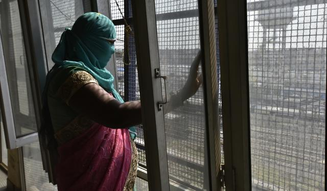 Two trafficked girls, who were sexually exploited at Delhi's infamous GB Road, cleared their Class 10 board exam with 50% marks.