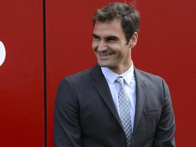 Seeking more matches under his belt in preparation for the French Open, Roger Federer signed up for the Mutua Madrid Open.